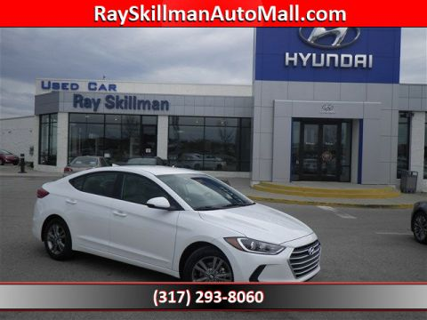 New 2017 Hyundai Elantra SE FWD Sedan