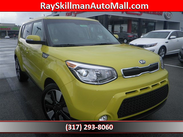 New Kia Soul 5DR WGN ! AT